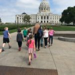 Lower Elementary take to the Capitol!