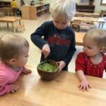 A wonderful week for Toddlers