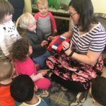 Toddlers & an Accordion
