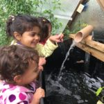 Toddler Community is learning by doing